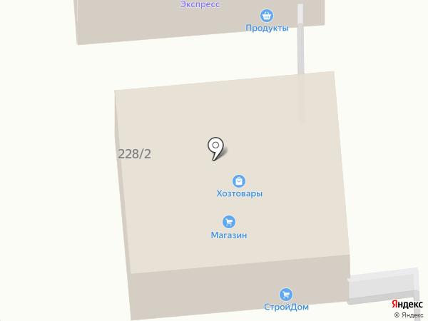 Магазин на карте Горно-Алтайска