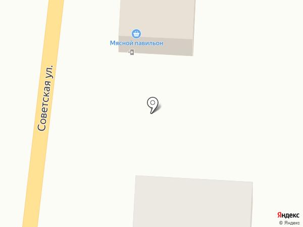 Мясной магазин на карте Элекмонара