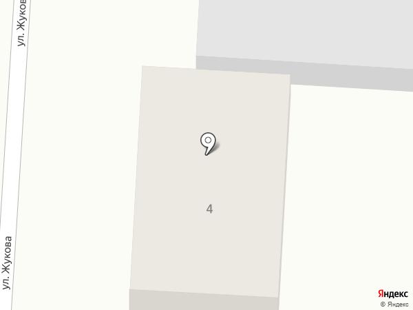 Теплый Дом на карте Кызыла-Озека