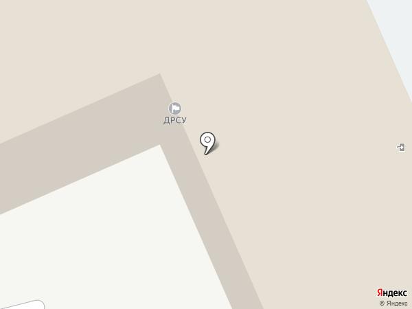 Автодор на карте Гурьевска