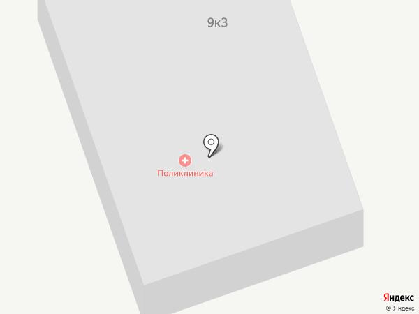 Поликлиника на карте Элекмонара