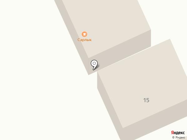 Мебельный магазин-склад на карте Чемала