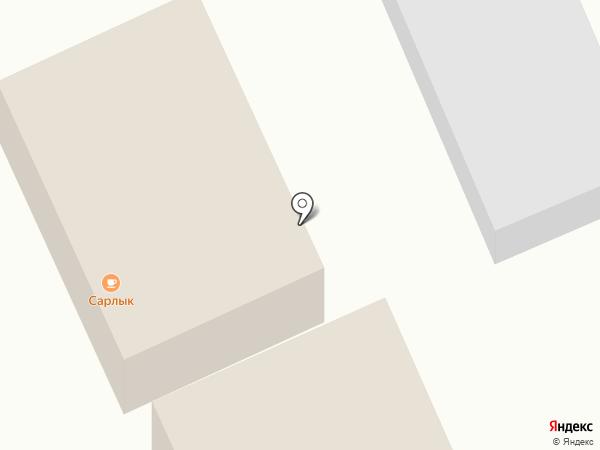 Пекарня на карте Чемала