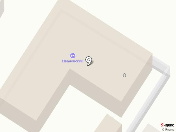 Ивановский на карте Чемала