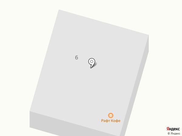 Сплав Ивановский на карте Чемала