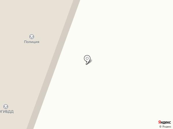 Отделение полиции №1 с. Чемал Майминского района, МВД России на карте Чемала