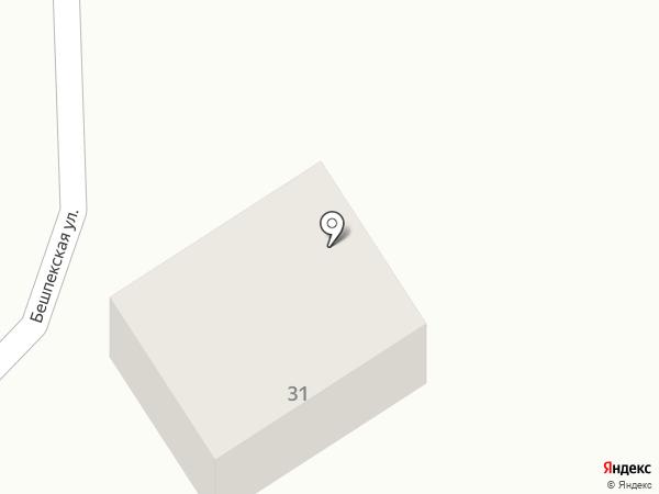 Данко на карте Чемала