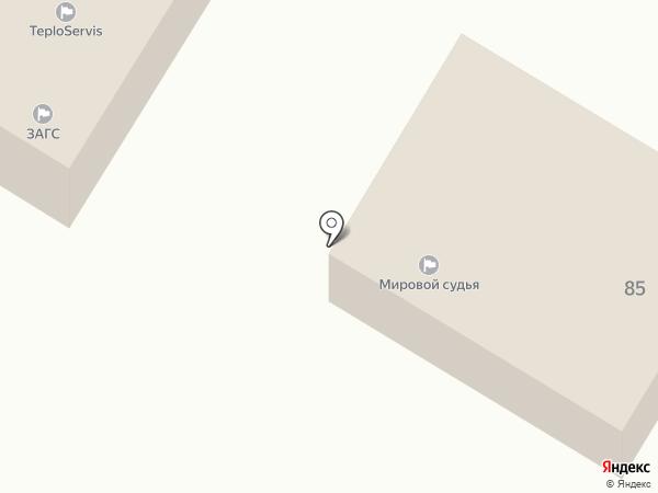 Сельская врачебная амбулатория на карте Чемала