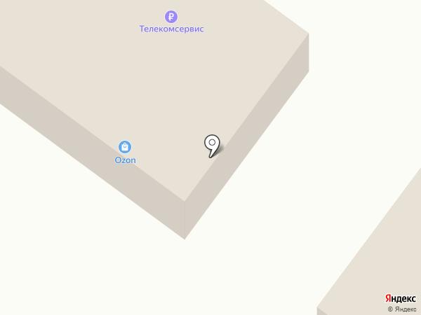 Ателье на карте Чемала