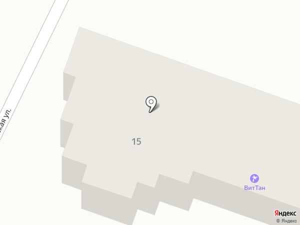 ВитТан на карте Чемала
