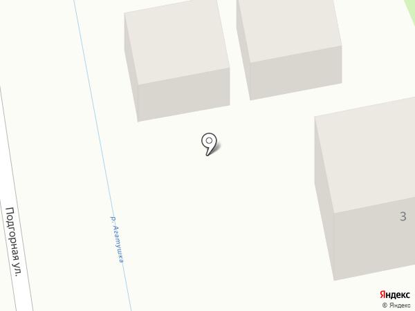 Агата на карте Элекмонара
