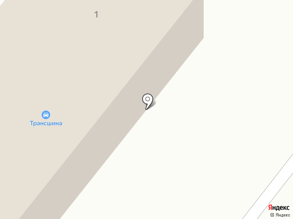 Каскад на карте Кемерово