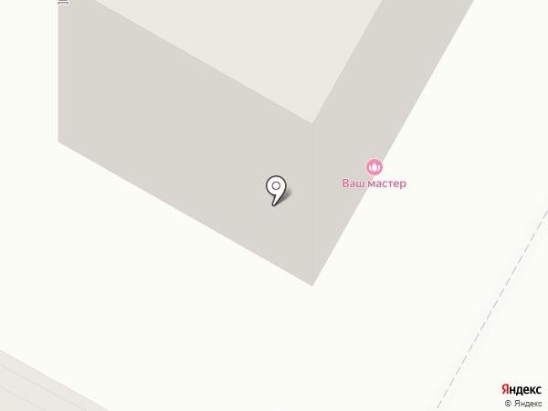Родничок на карте Кемерово