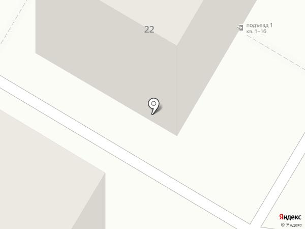 Домовёнок на карте Кемерово