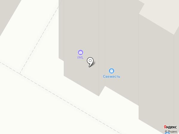Свежесть на карте Кемерово