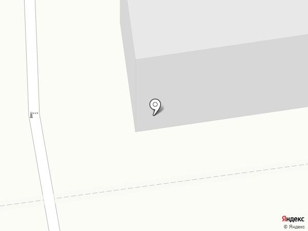 ХК Кемпром на карте Кемерово