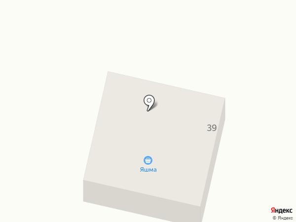 Яшма на карте Элекмонара