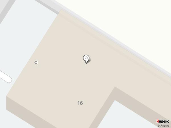 Subaru Моторс на карте Кемерово