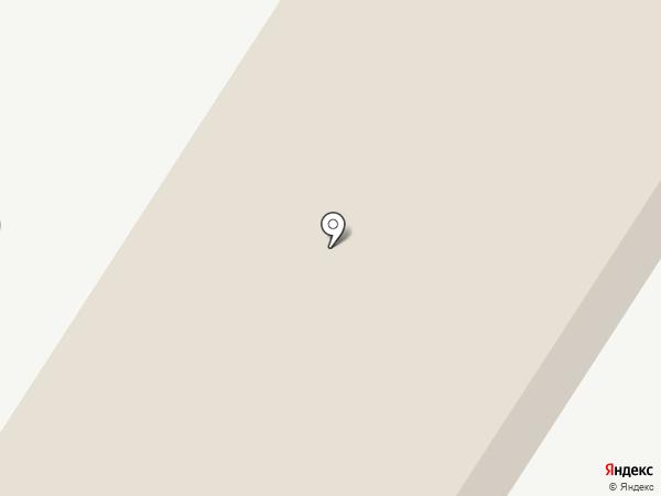 Веснянка на карте Кемерово