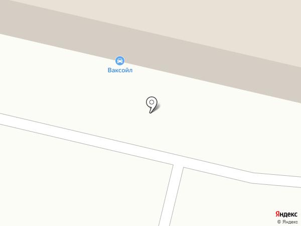 АвтоМикс на карте Кемерово