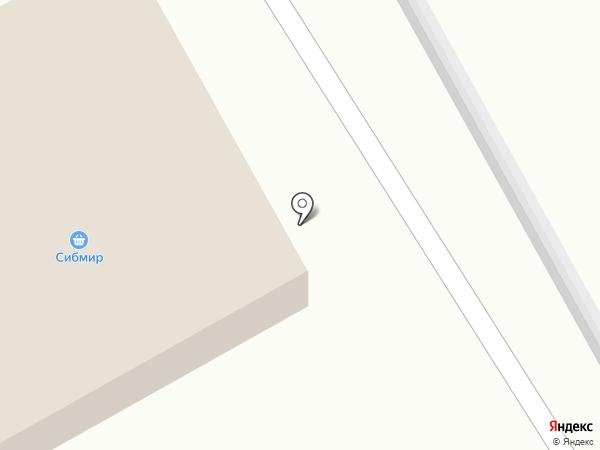 Розничный магазин на карте Кемерово
