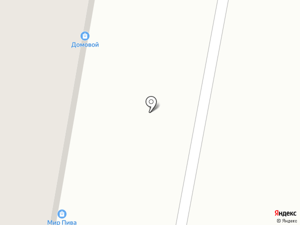 Домовой на карте Кемерово