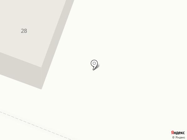 База спецтехники на карте Кемерово