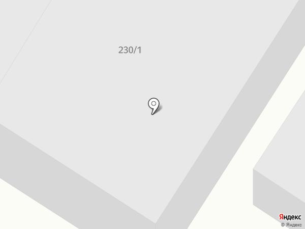 Прамотроник на карте Кемерово
