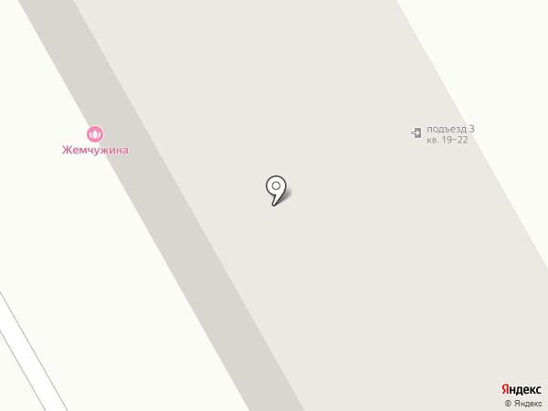 Шамэль на карте Кемерово