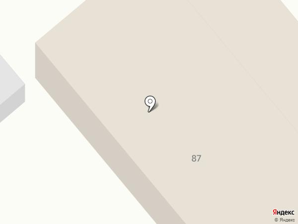 Церковь евангельских христиан-баптистов на карте Кемерово
