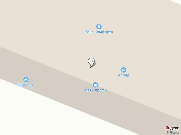 ДНД-Сервис на карте Кемерово