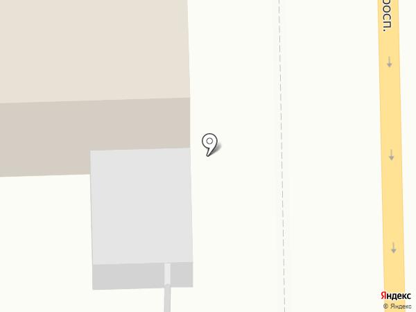 Интерсиб на карте Кемерово