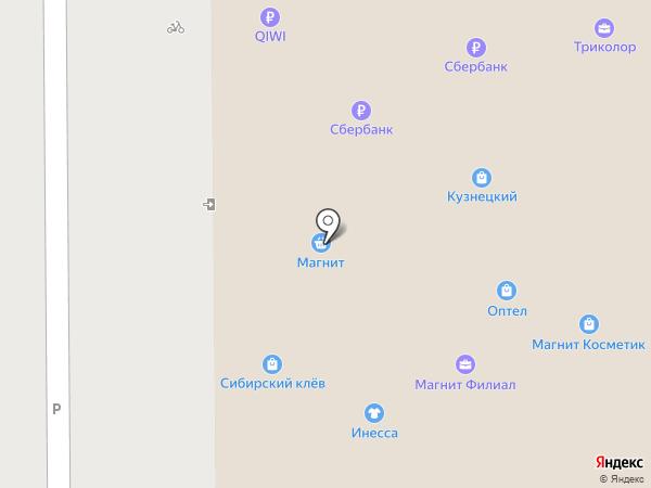 Svetomobil на карте Кемерово
