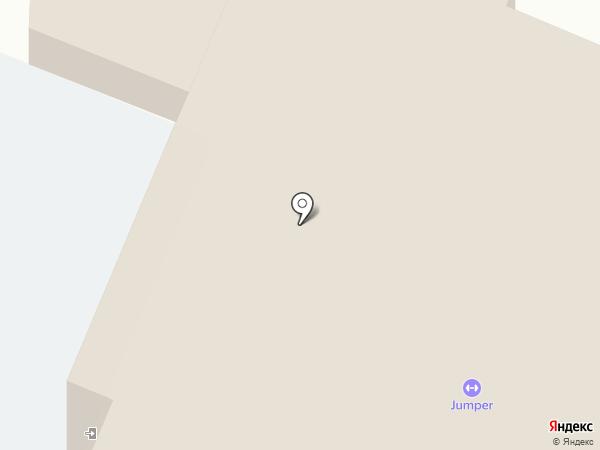 Драйв на карте Кемерово