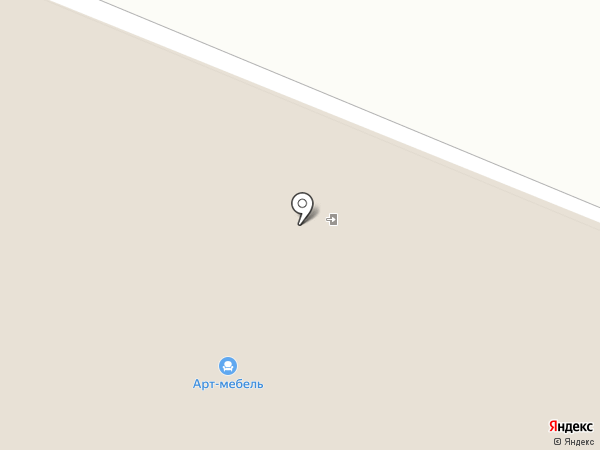 ДЭФО на карте Кемерово