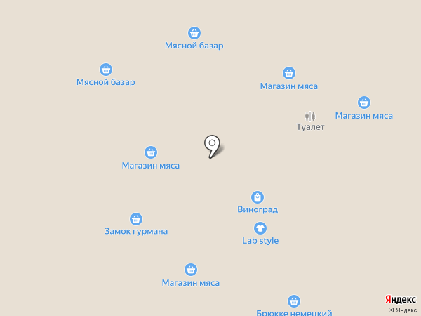 Bellatrix на карте Кемерово