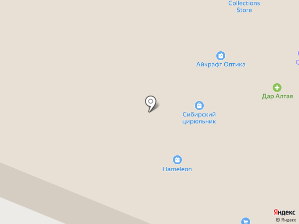 МТС на карте Кемерово