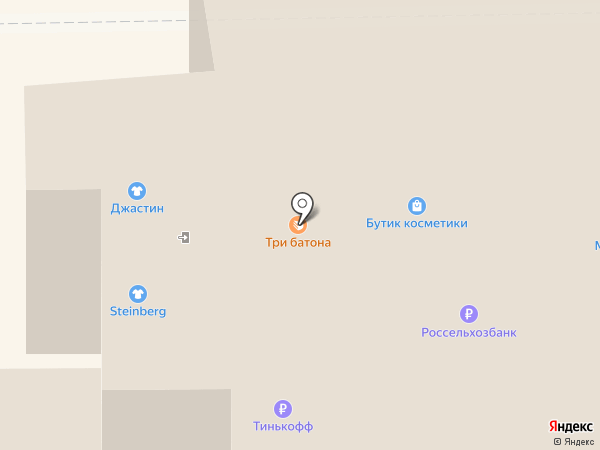 Шапошный разбор на карте Кемерово