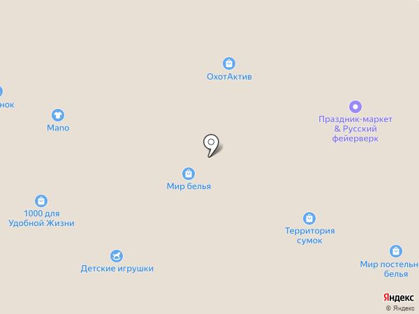 Елика на карте Кемерово