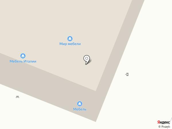 Уфа мебель на карте Кемерово