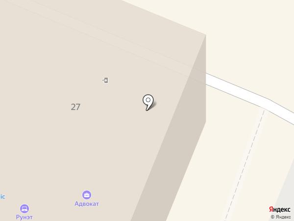 Кабинет психологической помощи на карте Кемерово