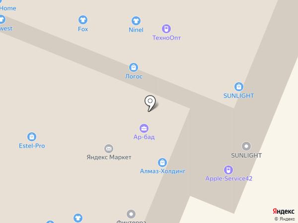 Exclusive на карте Кемерово