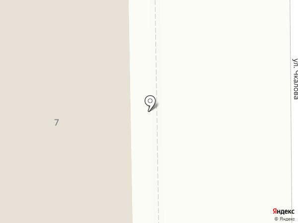 Страж на карте Кемерово