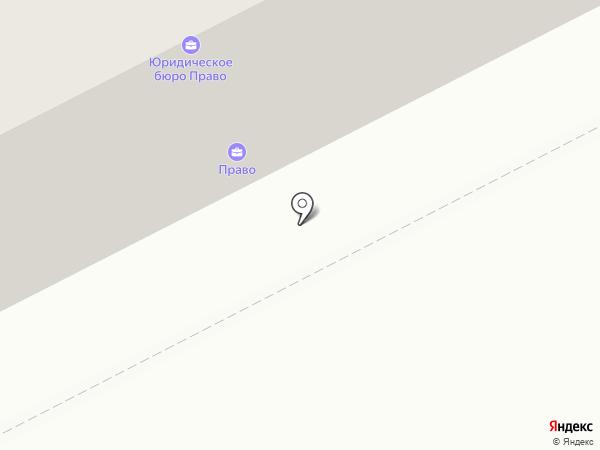 ПРАВО на карте Кемерово