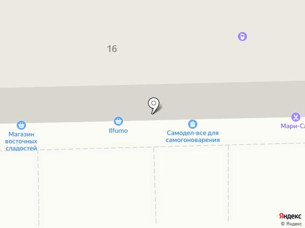 Фруктовый рай на карте Кемерово