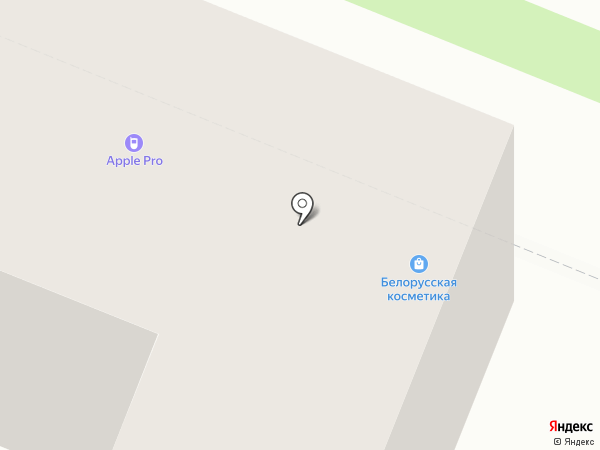 Apple.pro на карте Кемерово
