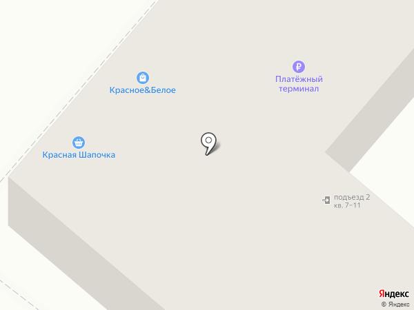 Красная шапочка на карте Кемерово