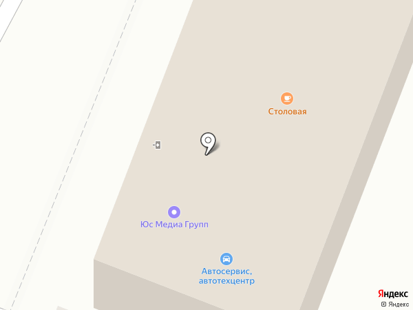 СТО на карте Кемерово