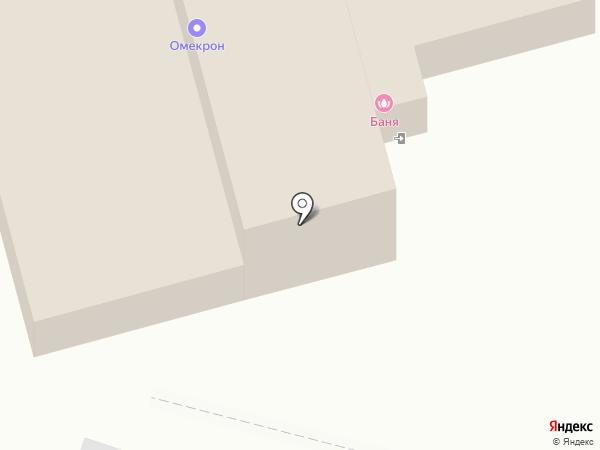 Автореальность на карте Кемерово