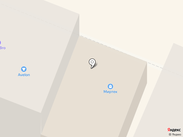 Золотой дракон на карте Кемерово